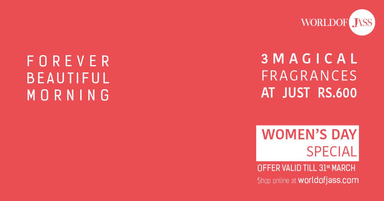 World of JASS Womens Day