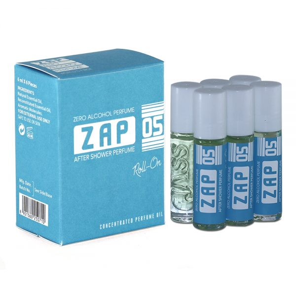 Zap 05 After Shower Perfume